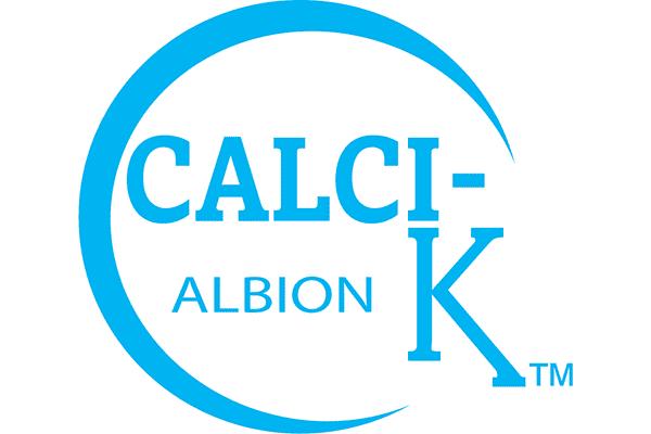 C CALCI-K Albion Logo Vector PNG