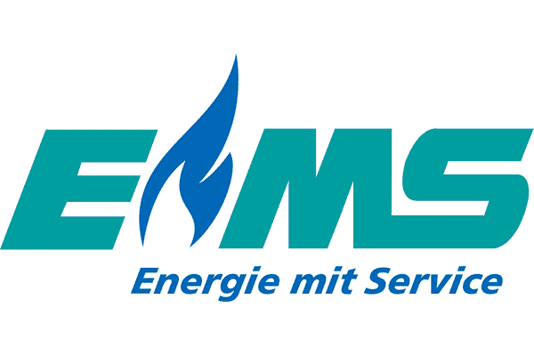EMS – Energie mit Service Logo Vector PNG