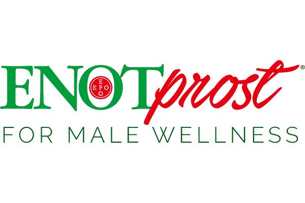 ENOTprost for Male Wellness Logo Vector PNG
