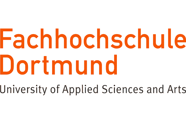 Fachhochschule Dortmund University of Applied Sciences and Arts Logo Vector PNG