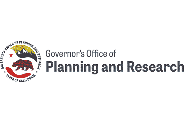 Governor's Office of Planning and Research, State of California Logo Vector PNG