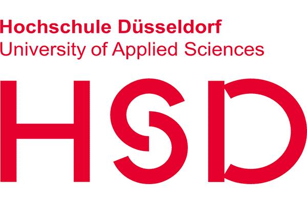 Hochschule Düsseldorf – University of Applied Sciences (HSD) Logo Vector PNG