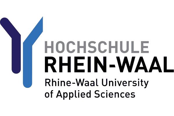 Hochschule Rhein-Waal – Rhine-Waal University of Applied Sciences Logo Vector PNG