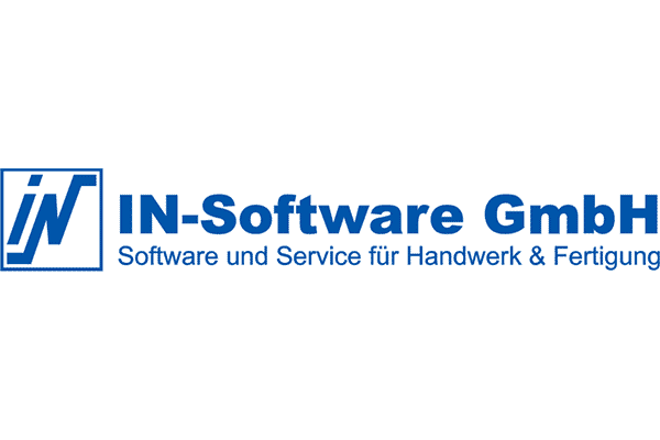IN-Software GmbH Logo Vector PNG