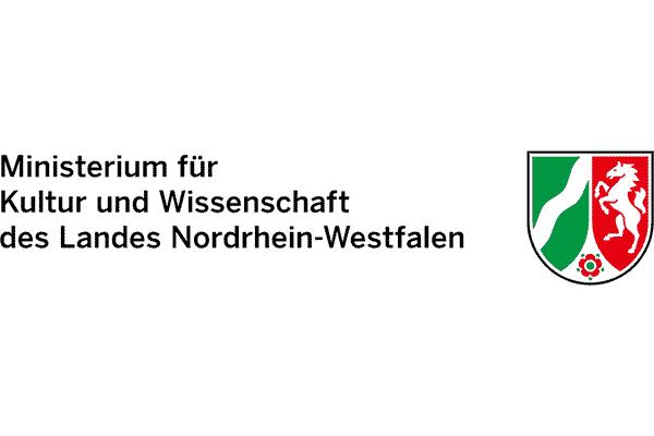 Ministerium für Kultur und Wissenschaft des Landes Nordrhein-Westfalen Logo Vector PNG