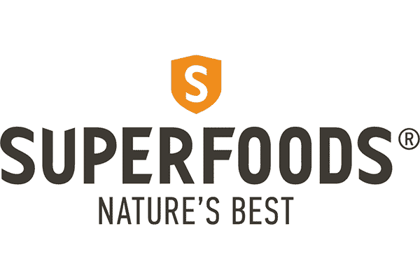 Superfoods Nature's Best Logo Vector PNG