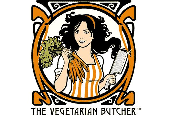 The Vegetarian Butcher Logo Vector PNG
