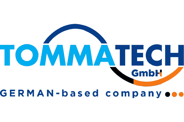 TommaTech GmbH Logo Vector PNG