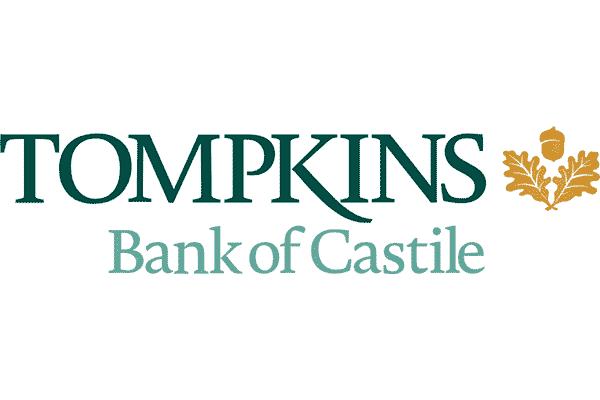 Tompkins Bank of Castile Logo Vector PNG