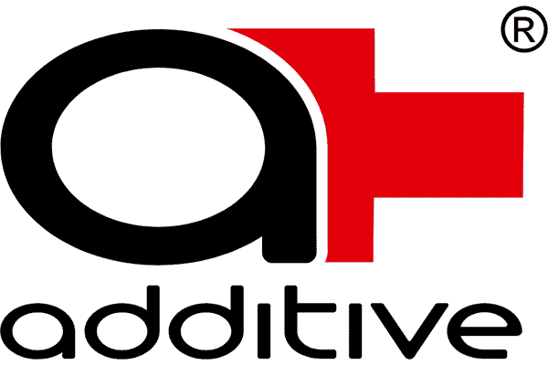 Additive Bikes + Parts Logo Vector PNG