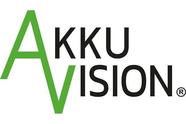 Akku Vision GmbH Logo Vector PNG