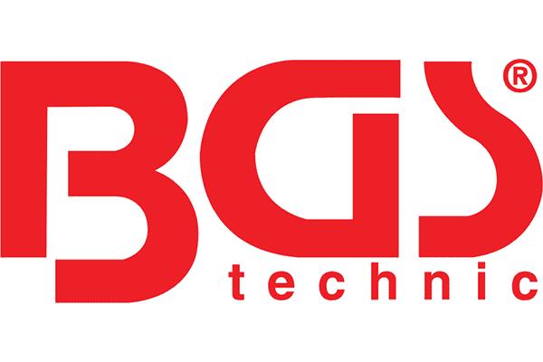 BGS technic Logo Vector PNG