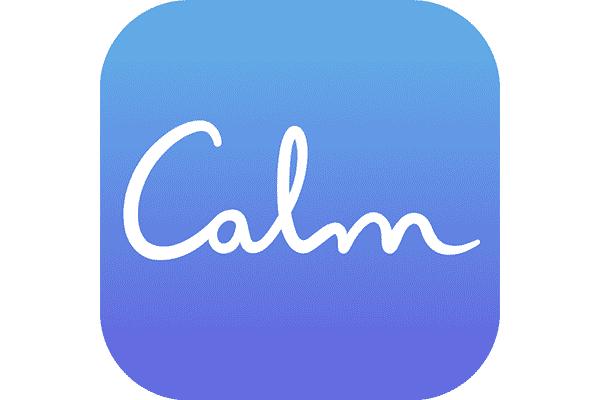 Calm Logo Vector PNG