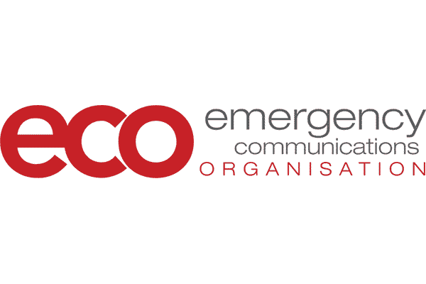 Emergency Communications Organisation (ECO) Logo Vector PNG