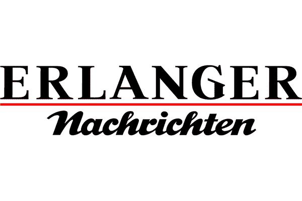 Erlanger Nachrichten Logo Vector PNG