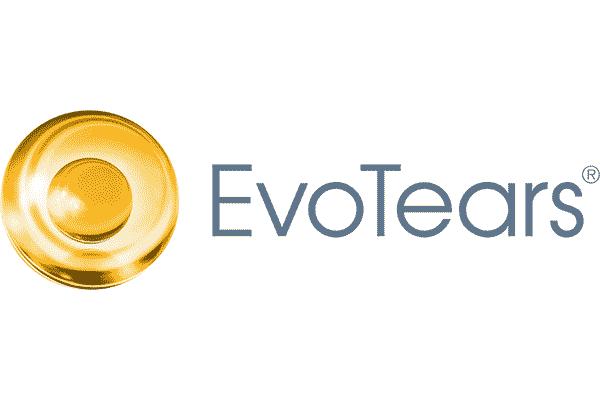 EvoTears Augentropfen Logo Vector PNG