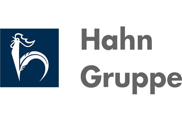 Hahn Gruppe Logo Vector PNG