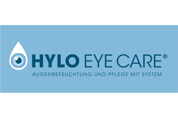 HYLO EYE CARE Logo Vector PNG
