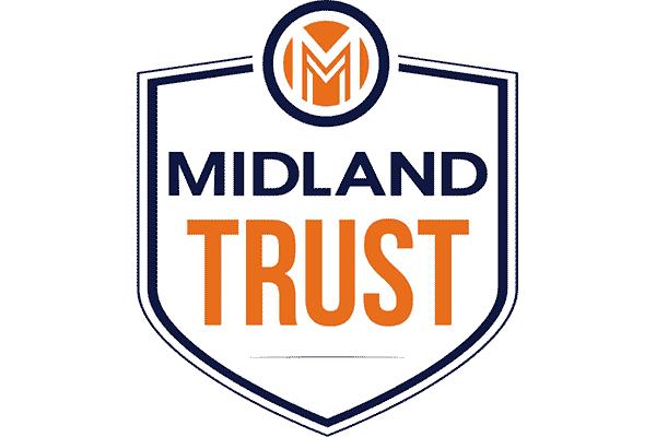 Midland Trust Logo Vector PNG