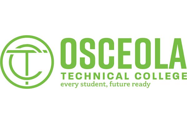 Osceola Technical College (oTECH) Logo Vector PNG