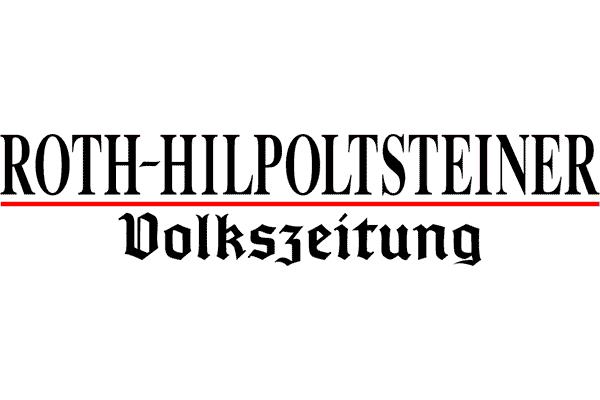 Roth-Hilpoltsteiner Volkszeitung Logo Vector PNG